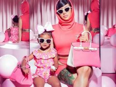 Cardi B And Daughter, Kulture Step Out As They Flaunt Their Pink Hermes Bags