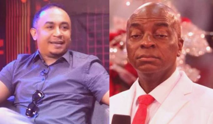 Daddy Freeze Apologises To Bishop Oyedepo After Calling Him 'Bald-Headed Fowl' (Video)