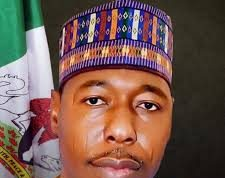 Governor Zulum Breaks Silence After Boko Haram Attacked His Convoy For The Second Time In A Week