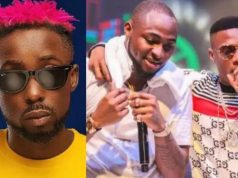 """You Will Not Die If You Love Wizkid And Davido"" – Rapper, Erigga Speaks Against Fan Wars"