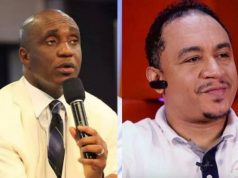"""Daddy Freeze Is A Bastard For Insulting My Father, Oyedepo""- Pastor Ibiyeomie Blows Hot (Video)"