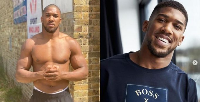 You Can't Give Your Parents A Befitting Funeral If You Didn't Give Them A Befitting Life – Anthony Joshua