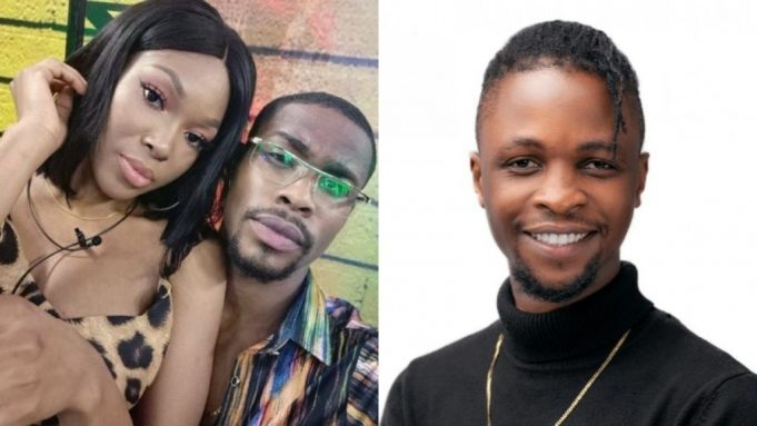 BBNaija2020: 'Don't Touch Her' – Laycon Advises Neo On Future With Vee