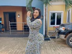 My Bum Is Too Big To Hide, I Don't Flaunt It - Curvaceous Actress, Nkechi Blessing Declares