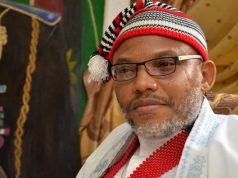 Nnamdi Kanu Reveals Those Responsible For Obaseki's Victory