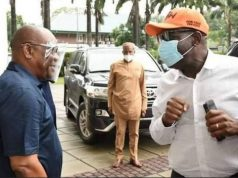 """It Will Be A Sin Against God If I Don't Thank Nyesom Wike"" – Governor Obaseki Says After Election"