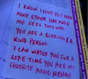 BBNaija: Big Brother Issues A Second Strike To Ozo For Writing Love Notes To Nengi