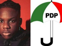 Drama As Rema Calls Out PDP Over The Death Of His Father, Justice Ikubor