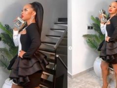 When I'm Sad And Bored, I Like To Spend Money – Toke Makinwa