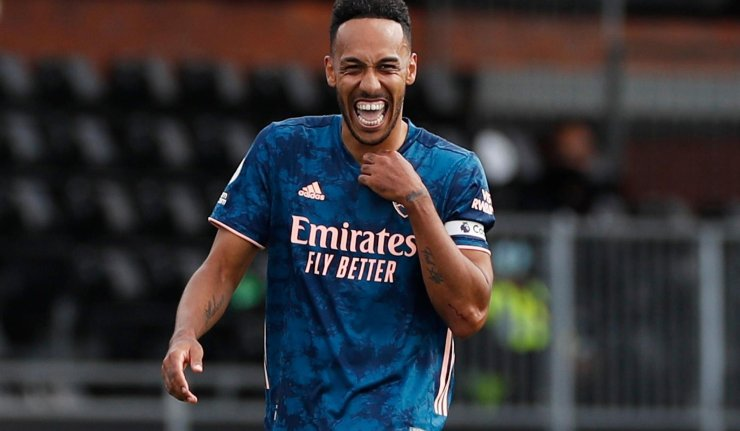 Aubameyang Commits Future To Arsenal After Signing 3-Year Contract