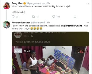 'What A Disgrace' - Disturbing Photos From Ghana's Version of Big Brother Called 'Big Brethren'
