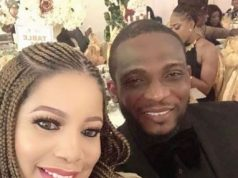 Nollywood Actress, Monalisa Chinda And Her Husband Celebrate 4th Wedding Anniversary (Photo)