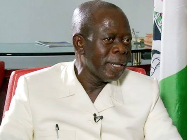 """""""In Life, You Win Some, You Lose Some"""" – Oshiomole Finally Speaks Up Following Ize-Iyamu's Defeat(Video)"""