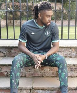 See The New Super Eagles and Super Falcons Jersey Unveiled By NFF for 2020-2022 (Photos)