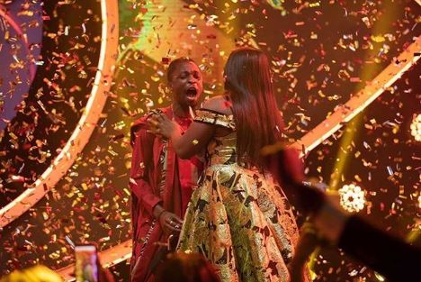 BBNaija: Laycon Wins, See How Nigerians Voted