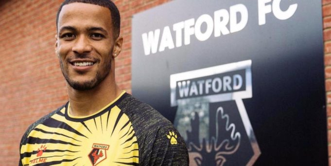 Super Eagles Defender Troost-Ekong Joins Watford (Photos)