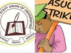 ASUU Opens Up To Why They Are Yet To Call Off Strike