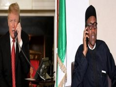 How President Buhari Reacted After Donald Trump And Wife, Melania Tested Positive For COVID-19