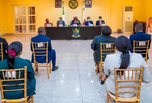 Lagos State Sets Up 8 Man Judicial Panel Of Inquiry Into Police Brutality.