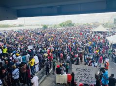 """""""We Are Going To Start Another Protest If Soldiers Who Killed Lekki Toll Gate Protesters Are Not Arrested In 15 Days"""" - Group Tells FG, Army"""