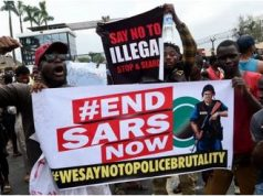Buhari Strengthen That 69 Persons Were Killed In The #EndSARS Protests