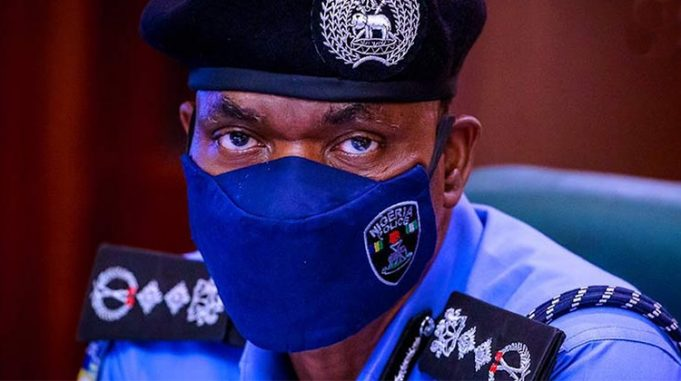IGP Bans Phones, Laptops Search By SARS Officers