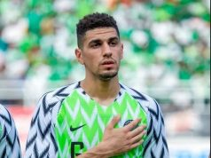 What Super Eagles Star, Leon Balogun Has To Say About The #EndSARS Protest Ahead Of Algeria Friendly
