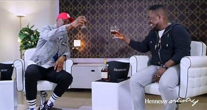 M.I Abaga And Vector Finally Settle Beef; Hints Collaboration