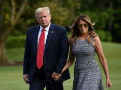 US President, Donald Trump And First Lady Melania Trump Test Positive For COVID-19