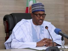 "Send Back Children Who Bring Looted Goods Home"" — Pres. Buhari Urges Parents"
