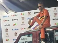 Wow! Watch The Moment BBNaija Winner, Laycon Received His Car Prize (Video)