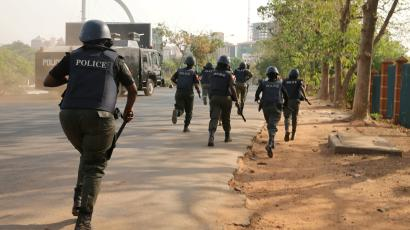 My Abductors Chained Me For 3 Days Without Food - Freed Ex-Nasarawa Commissioner Recounts Ordeal