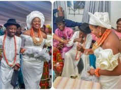 Rapper Erigga Gets Married Babymama In Grand Style (Photos)