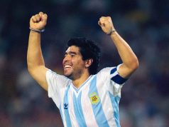 Football Legend, Diego Maradona Is Dead