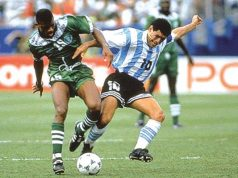 Sunday Oliseh Talks About His USA'94 Encounter With Maradona