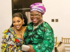 """No Wonder She Didn't Want Any Birthday Party"" - Iyabo Ojo Says After Finding Out Her Mum Lied About Her Age"