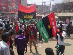 Nigerian Army Commiting Genocide In Oyigbo - MASSOB