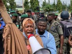 The Activist; Aisha Yesufu Named in BBC's 100 Most Influential Women In The World